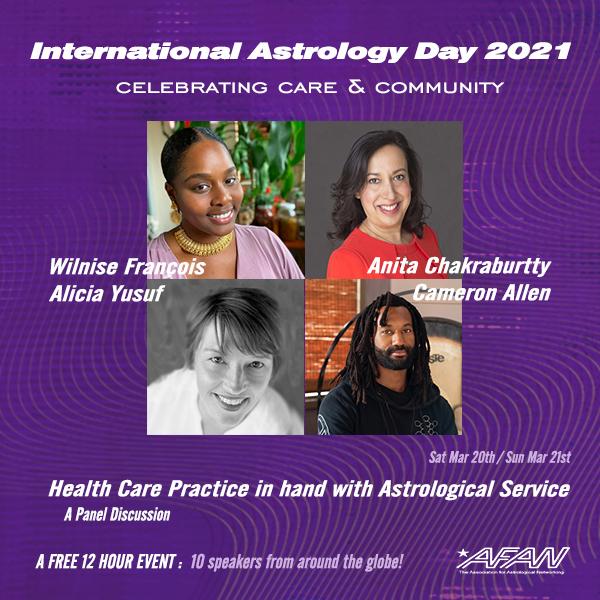 International Astrology Day 2021